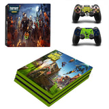 Fortnite Battle Royale PS4 Pro Controller Skin Sticker
