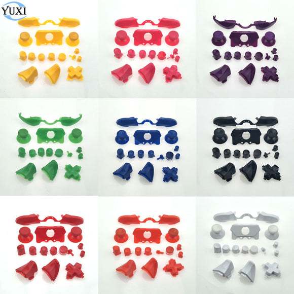 Xbox Controllers Button Set All Colors