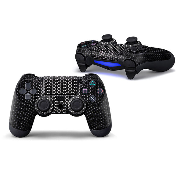 Dualshock 4 Patterned Skin Sticker for PS4 Pro Slim Controller