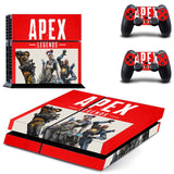 APEX Legend Game PS4 Console Decal