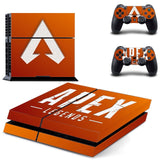 Apex Legend PS4 Skin Sticker Set