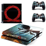God of War PS4 Skin Sticker for Sony PS4 PlayStation 4 and 2 controller skins 7