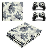 Camouflage Series Protective Skin Sticker For Playstation 4 Pro