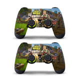 Fortnite Battle Royale Dualshock 4 Controller Skin Sticker