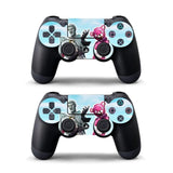 Fornite PS4 Controller Skin Sticker Set