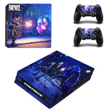 Fortnite Cyber Connect Sticker set for PS4 Pro Console