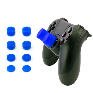 Enhanced Performance Silicone Thumbstick Grip Replacement for PS4 Controller Features: