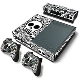 Skeleton Skin Decal Sticker Controller Sticker for Xbox One Console