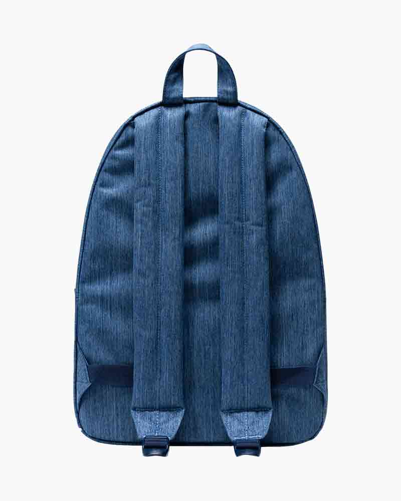 Classic Backpack XL - faded denim/indigo denim