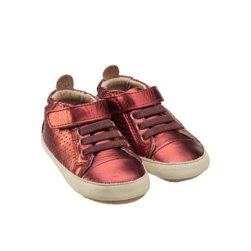 Cheer Bambini - Burnt Red / Champagne