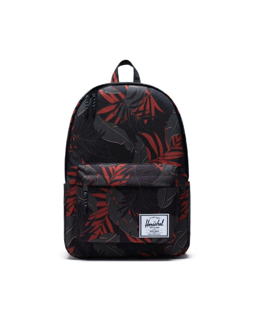 Classic Backpack XL - Dark Olive Palm