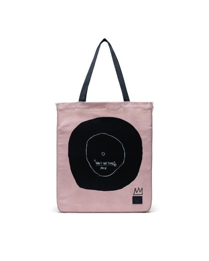 Long Tote Basquiat - ash rose