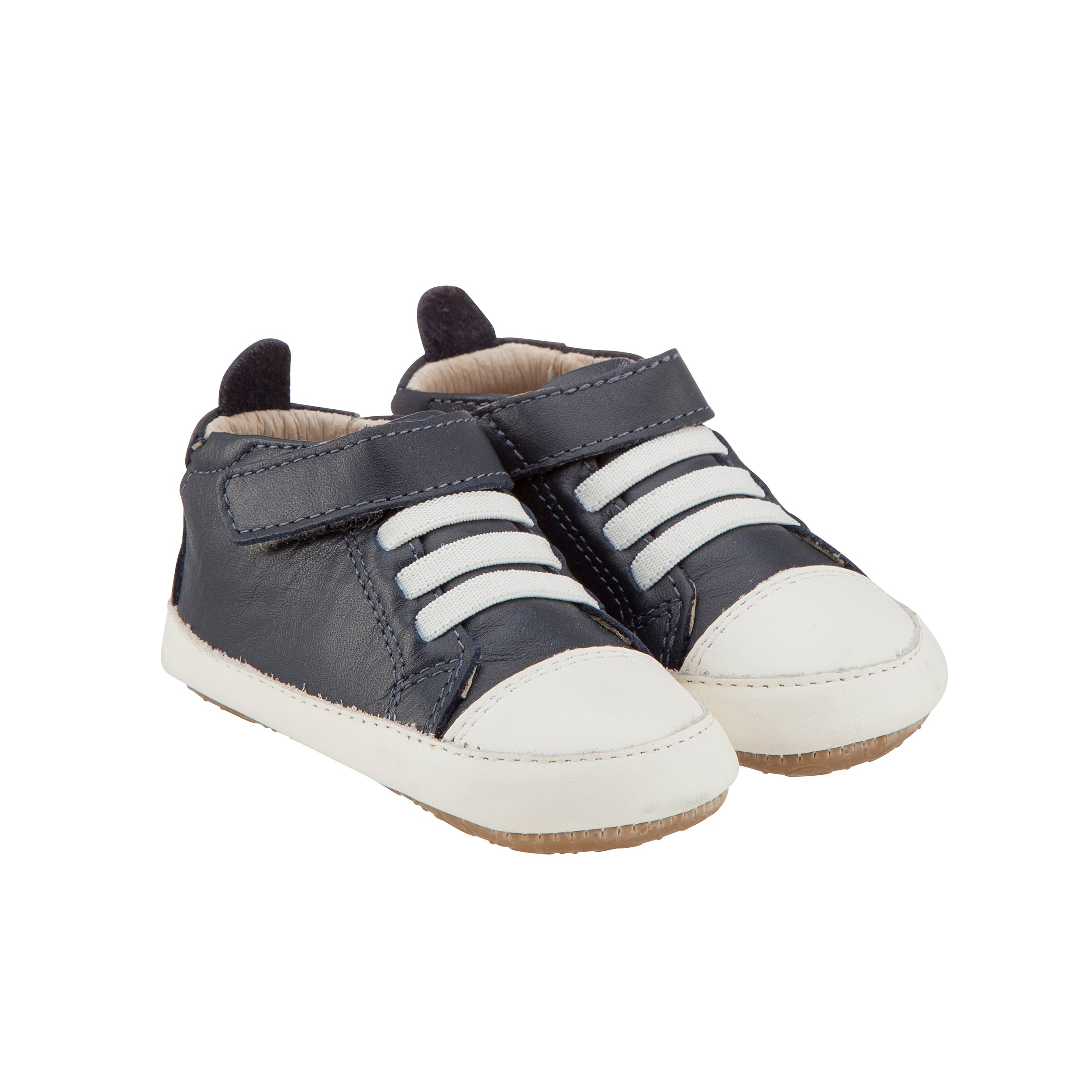 Kix Shoe - Navy / White