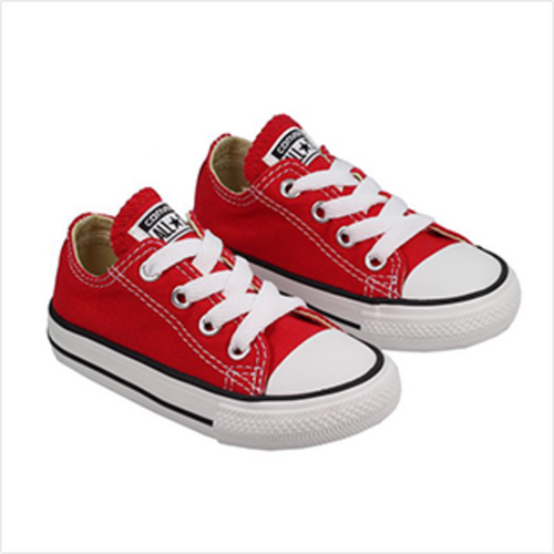 All star Converse - red