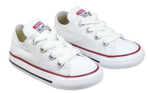 All star converse- white