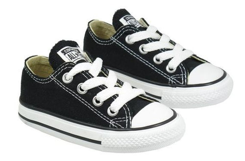 All star Converse - Black