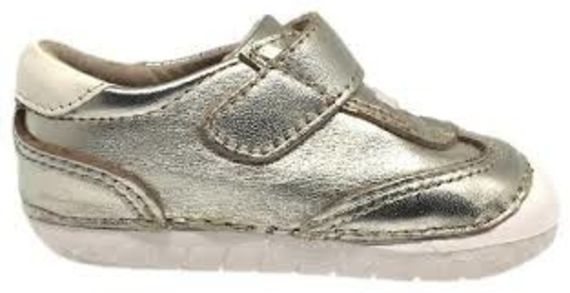 Sporty pave - gold / white