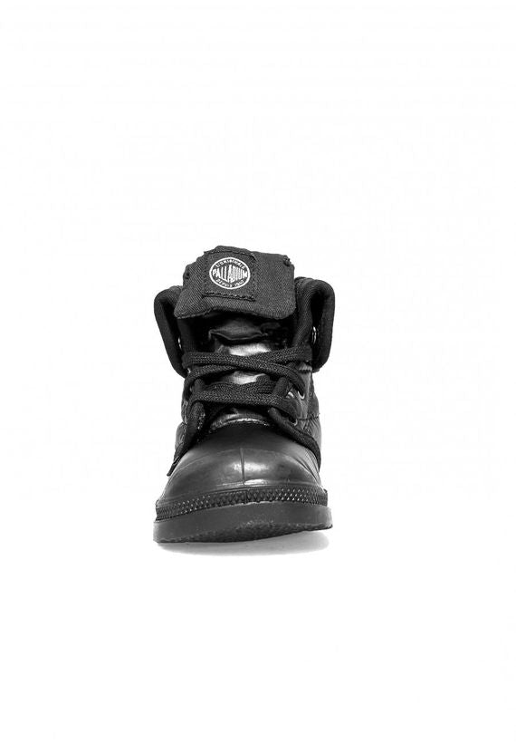 Palladium baggy zipper - Black
