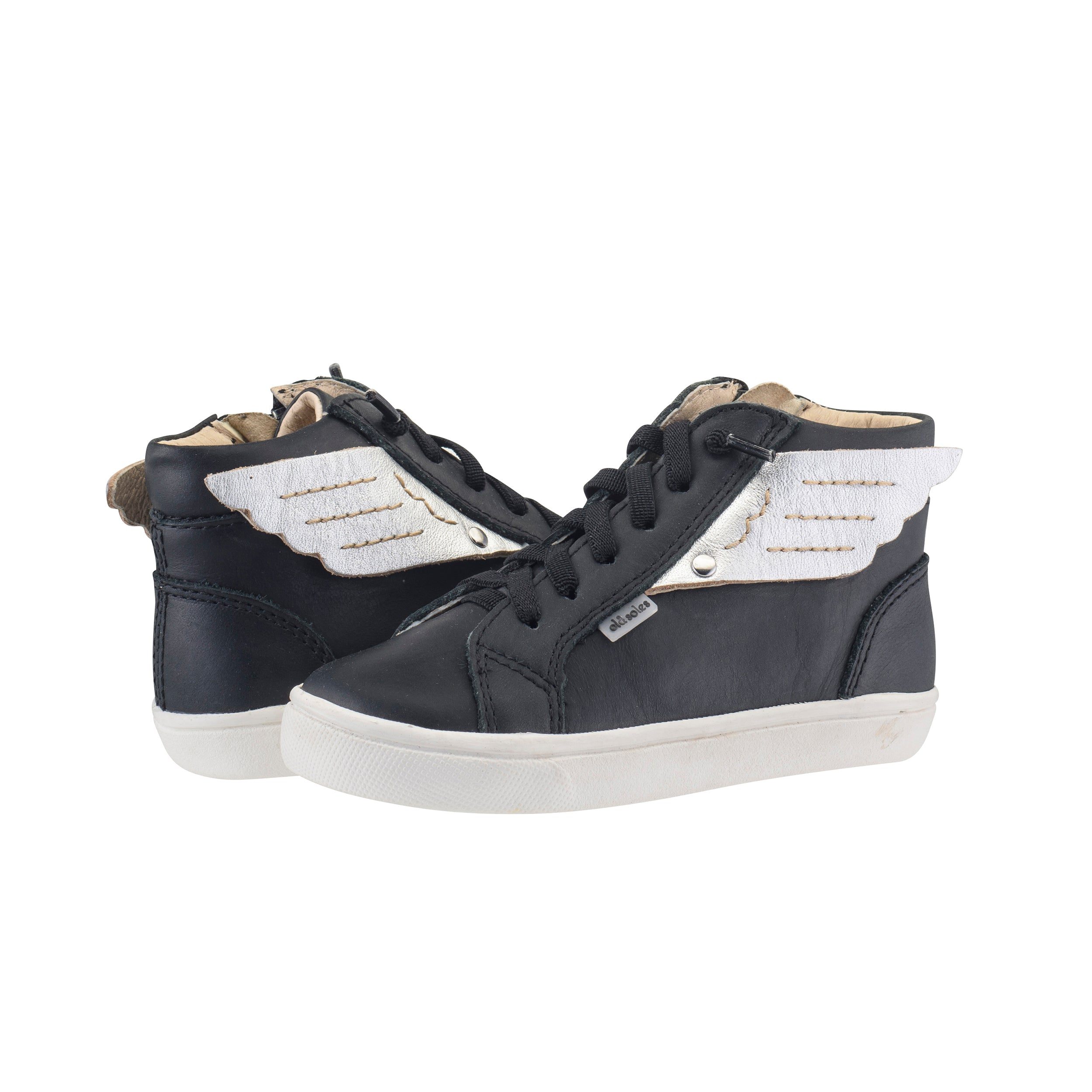 Local Wings -Black / Silver