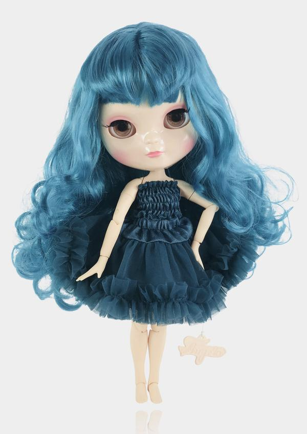 ANGELA DOLL ICY DOLL - EMERALD