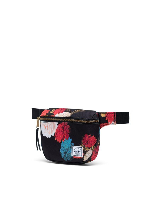 Fifteen Hip Pack - Vintage Floral Black