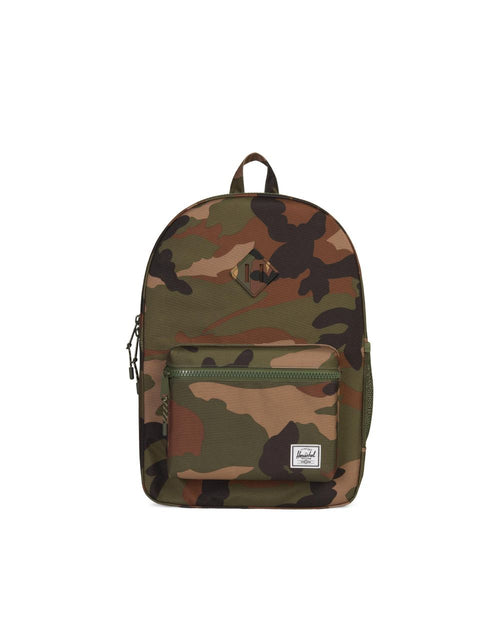 Heritage Backpack XL Youth - Woodland Camo