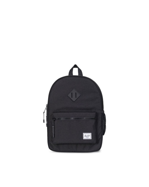 Heritage Backpack Youth - black