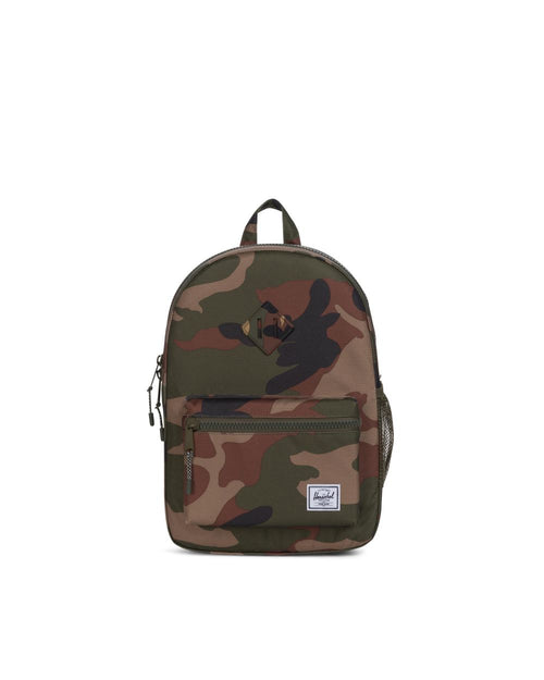 Heritage Backpack Youth - Woodland Camo