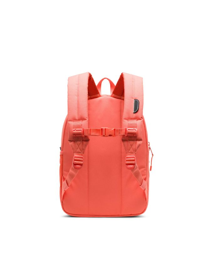 Heritage Backpack Youth - Salmon/Checkerboard Rubber