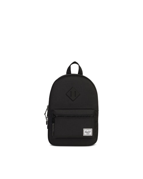 Heritage Backpack Kids - black