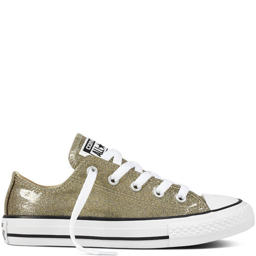 All star Metallic - GOLD  (27-35)