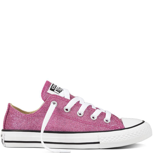 All star metallic - PINK  (27-35)