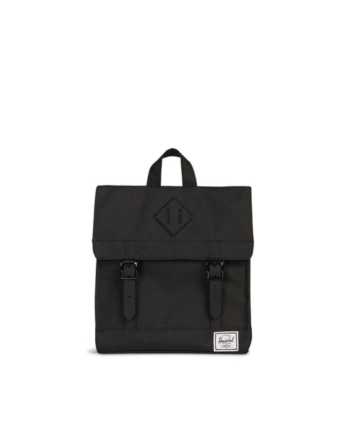 Survey Backpack Kids - Black