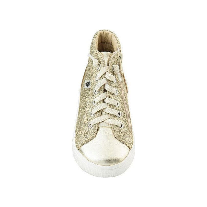 Ring shoe - glam gold