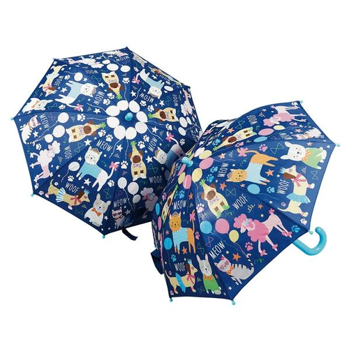 Colour Changing Umbrella - Pets