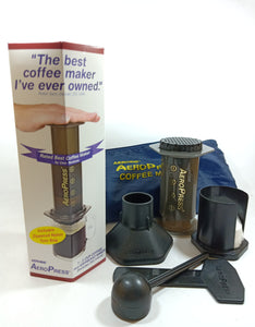 Aeropress A82 Coffee Maker + Tote Bag + 350pcs Filter ( ORIGINAL)