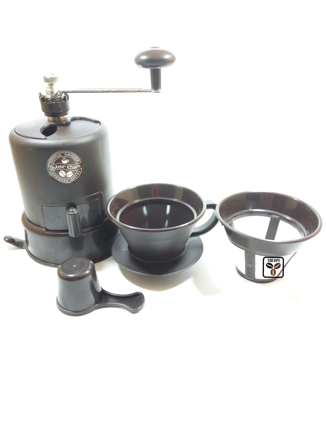 Starcam coffee grinder