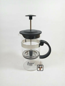 French Press 350ml / Coffee Plunger ( Bisa untuk Cold Brew)