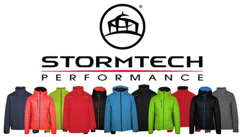 To view all Stormtech Jackets click on image above or proceed to view by individual collection