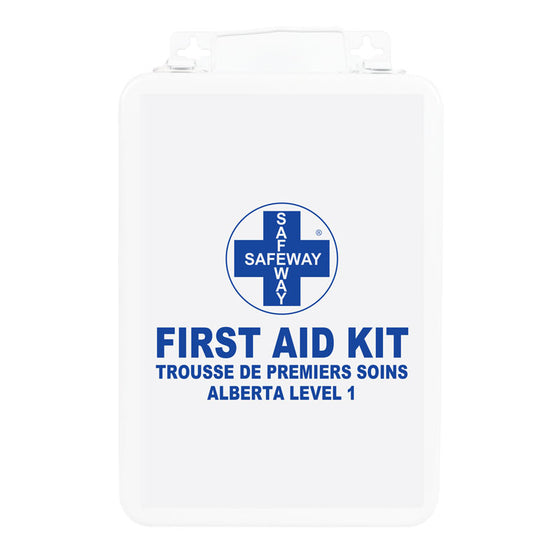 Alberta Level 1 M16 Metal First Aid Kit