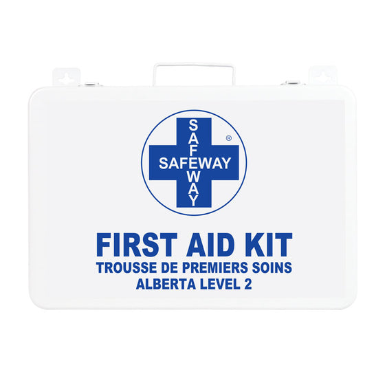 Alberta Level 2 M36 Metal First Aid Kit