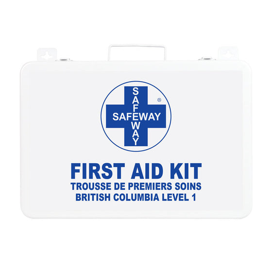 BC Level 1 M36 Metal First Aid Kit