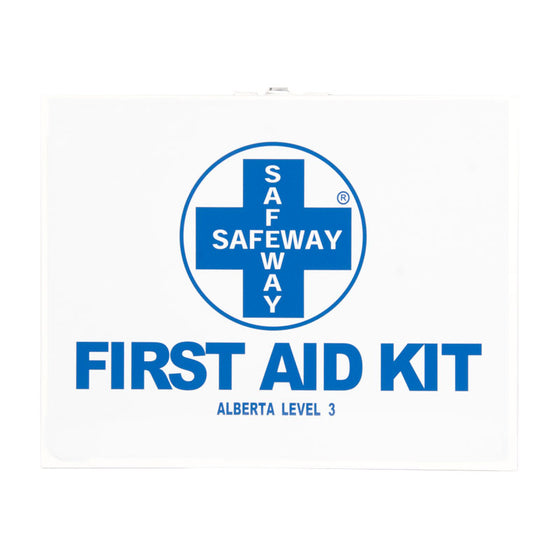 Alberta Level 3 M02 Metal First Aid Kit