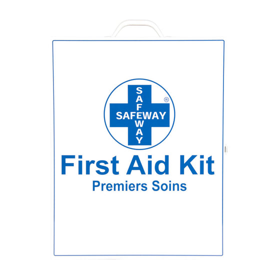 Alberta Level 3 M06 Metal First Aid Kit