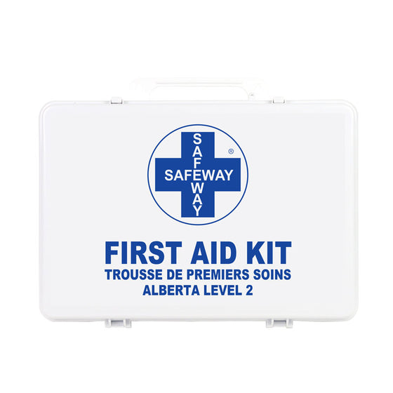 Alberta Level 2 P36 Plastic First Aid Kit