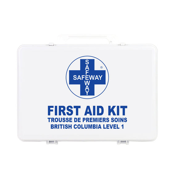 BC Level 1 P36 Plastic First Aid Kit