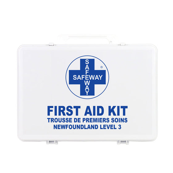 NFLD Level 3 P36 Plastic First Aid Kit
