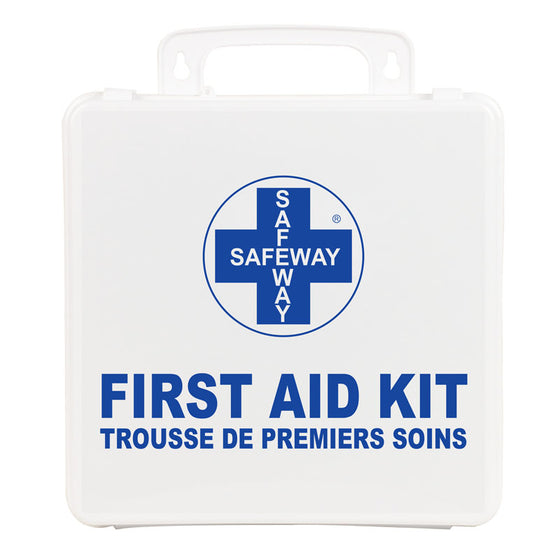 Manitoba P24 Plastic first Aid Kit