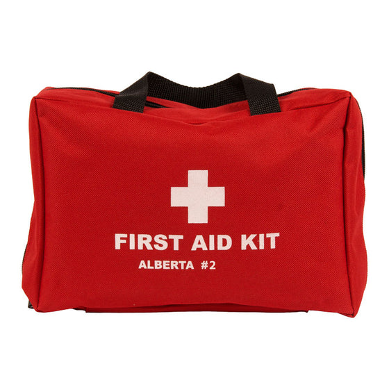 Alberta Level 2 Medium Soft Pack First Aid Kit