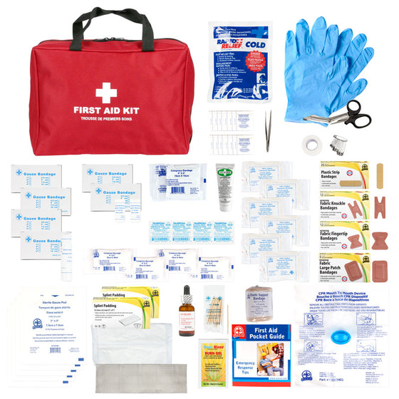 Ontario Level 1 Deluxe Soft Pack Kit